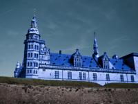 Kronborg i blåt
