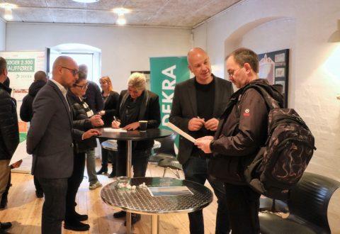 Jobmessen hittede også i Helsingborg