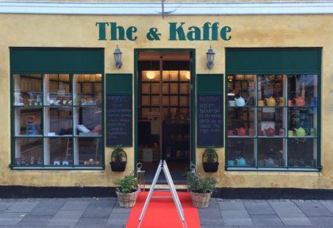 Foto: Det Lille The- & Kaffehus