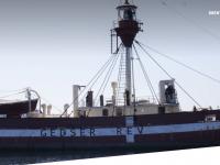 Museum for søfart, Fyrskibet, foto: M/S