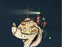 Drømmeskibet, figur: Museum for Søfart