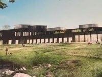 Nyt sundhedshus, billede: Helsingør Kommune