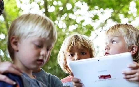 Børn og IT, foto: Helsingør kommune