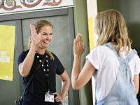 Mentor for unge i Helsingør, foto: DJØF