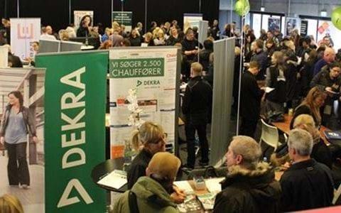 Jobmesse, foto: Helsingør kommune