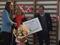 Børnehuset Nyrup vinder pris, foto: Helsingør kommune