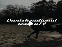 U14 Landshold, mounted Games – DK