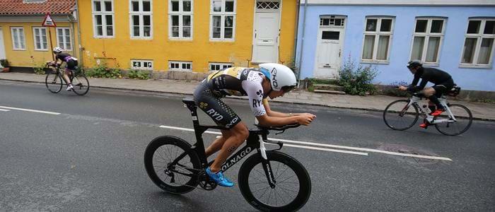 Færre borgere bliver berørt af cykelruten til KMD IRONMAN 70.3 European Championship Elsinore