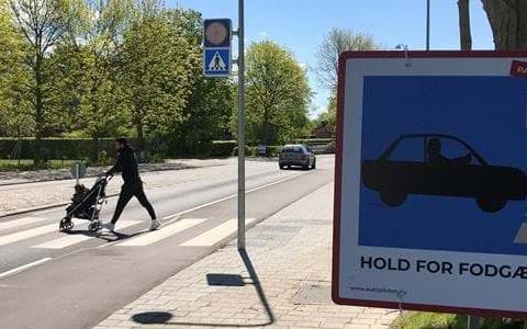 Slå autopiloten fra, foto: Helsingør kommune