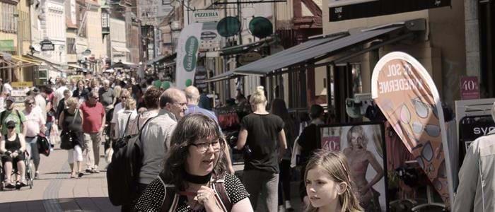 Dialogmøde om gademanualen