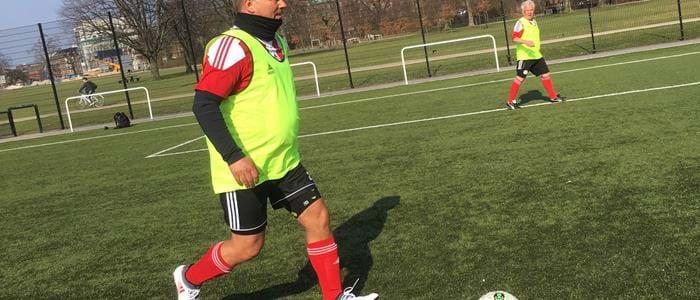 Spil med på FC Prostata-holdet i Nordsjælland