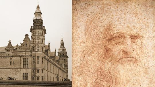 Tre weekender i efteråret sætter vi fokus på Leonardo da Vinci