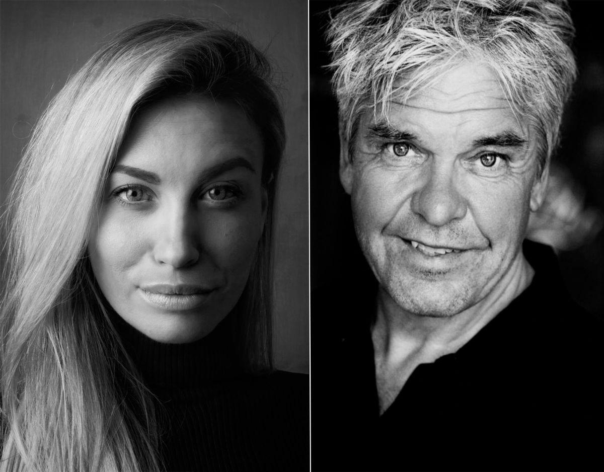 Katherine Diez & Ib Michael - Tolstoj og to kolde fra kassen – Kløvedals bogreol