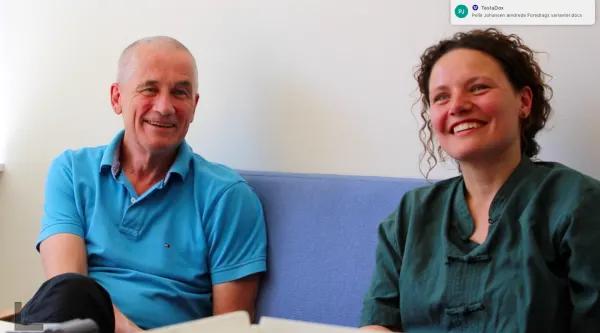 Foredrag, filmklip og debat med læge Peter Gøtzsche og Anahi Tester Petersen