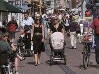Endagsturister, foto: Helsingør Kommune