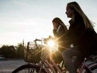 Cykling, foto: helsingør kommune
