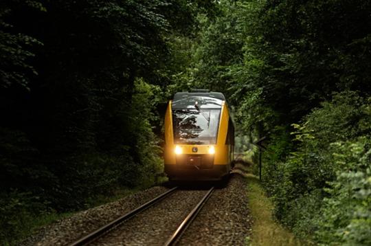 Movia og Lokaltog ser frem til batteritog mellem Hillerød og Helsingør
