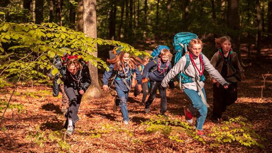 Spejderbevægelsen hilser ministerudmelding om mere fri teltning velkommen