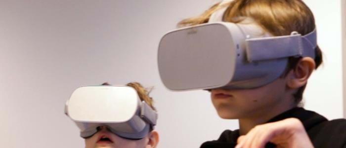 VR-briller giver fjernundervisning en ekstra dimension