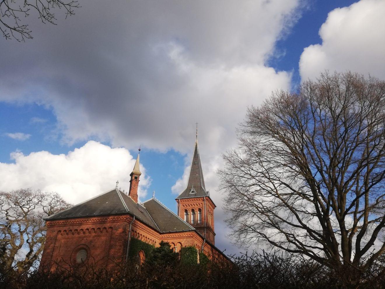 Egebæksvang Kirke genåbner