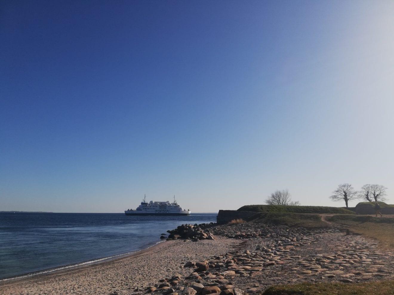 FORSEA sejler stadig mellem Helsingør og Helsingborg